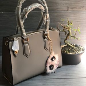 NWT Leather Tote